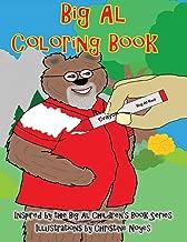 A Big Al Coloring Book