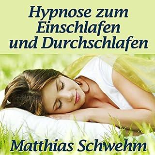 Hypnose zum Einschlafen und Durchschlafen Titelbild