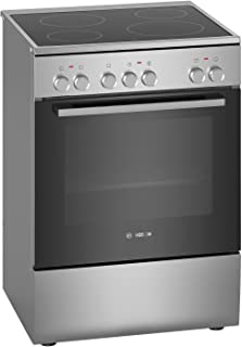 Bosch Free Standing 60cm Full Electric Cooker, HKU150050M
