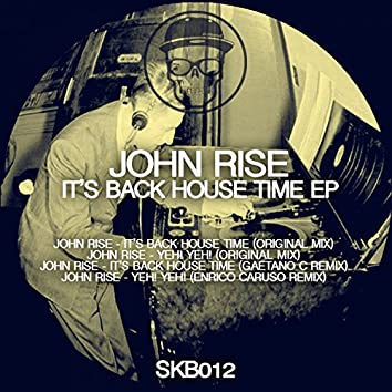 It's Back House Time EP