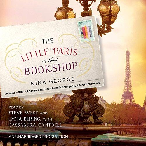 The Little Paris Bookshop audiobook cover art