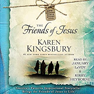 The Friends of Jesus audiobook cover art