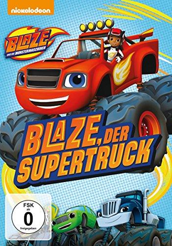 Blaze und die Monstermaschinen - Blaze, der Supertruck