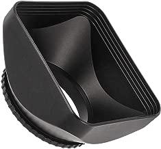 CELLONIC   Lens Hood 58mm compatible with 58mm Universal lens camera Sun Visor Sun Shield Sun Hood