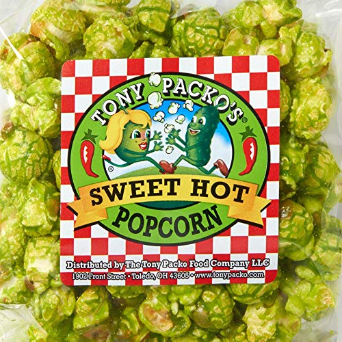 Discover Bargain Tony Packo's Popcorn Pack (Sweet Hot Pickle, 24)