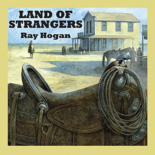 Land of Strangers audiobook cover art