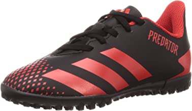 Adidas Predator 20.4 junior Turf Voetbalschoenen - Verhard (TF) - zwart - 38 2/3