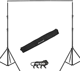 SONIA Photography Stand Kit (9ft x 9ft) Background Support System Kit Portable Foldable with Carry Bag