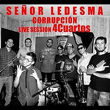 Corrupción: Live Session 4Cuartos - Single