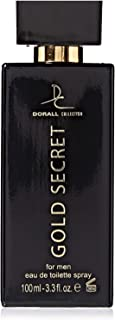 Gold Secret by Dorall Collection for Men - Eau de Toilette, 100ml