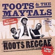Roots Reggae: the Classic Jamaican Albums
