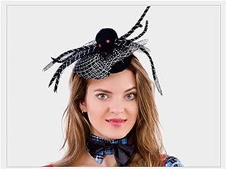Halloween Mask AO Halloween Props Hair Accessories Headdress Spoof Spider Children (10 Pcs)