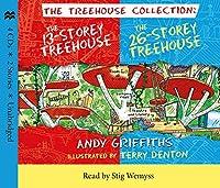 The 13-Storey & 26-Storey Treehouse CD set