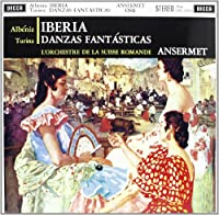 Albniz-Iberia/Turina: Danzas Fantasticas [12 inch Analog]