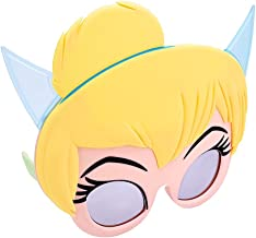 Costume Sunglasses Disney Tinkerbell Sun-Staches Party Favors UV400