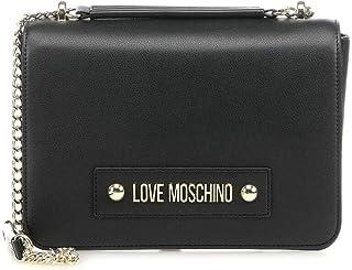 Love Moschino Womens Shoulder Bag, Black - JC4025PP1ALD0