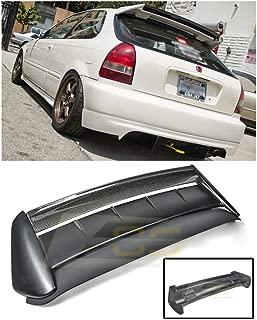 Best ek hatch carbon fiber wing Reviews