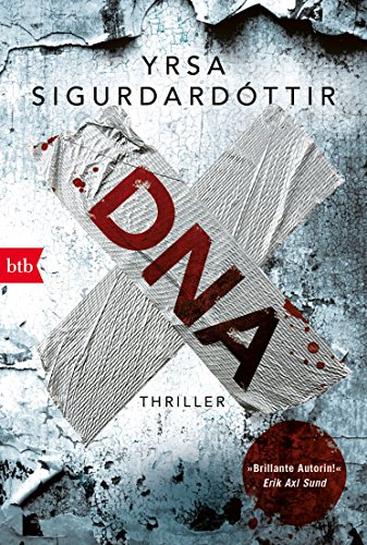 DNA: Thriller (Kommissar Huldar und Psychologin Freyja 1)