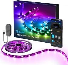 DreamColor LED Strip Lights with APP, Minger 6.6FT/2M USB Light Strip Built-in Digital IC, 5050 RGB Strip Lights, Color Ch...