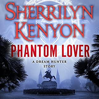 Phantom Lover audiobook cover art