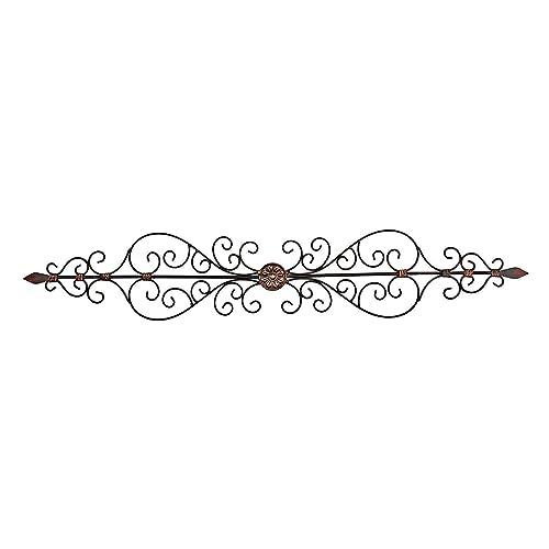 Metal Scroll Wall Decor: Amazon.com