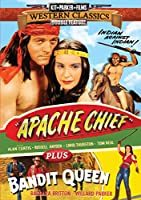 Apache Chief & Bandit Queen Double Feature [DVD] [Import]