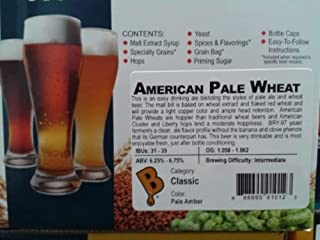 Brewer's Best Ingredient Kit - American Pale Wheat