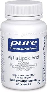 Best alfa lipoico solgar Reviews