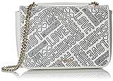 Love Moschino Moschino - Borse a spalla Donna, Weiß (White), 9x20x28 cm (B x H T)