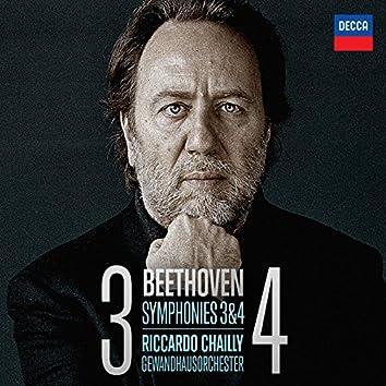 ベートーヴェン:交響曲第3・4番