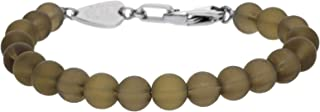 Guess Men Stainless Steel Bracelet Grey and Silver Hollywood Knights - UMB21507-S