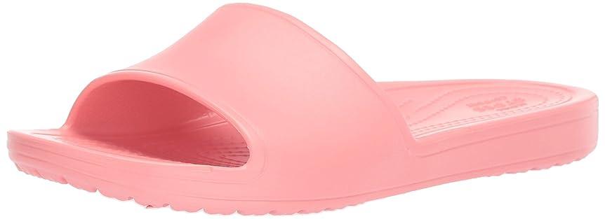 着実にブート累計[Crocs] レディース US サイズ: 8 M US カラー: ピンク