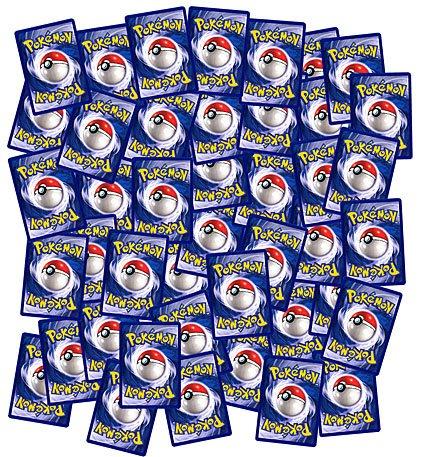 Pokemon - 100 gemischte Karten - mind. 90 verschiedene - boosterfrisch