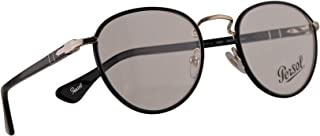 Persol 2410-V-J Eyeglasses 49-20-140 Light Gold w/Demo Clear Lens 1064 PO 2410VJ PO2410VJ PO2410-V-J