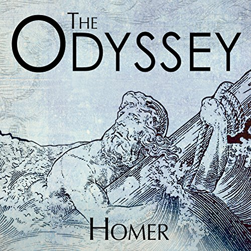 Odyssey audiobook cover art