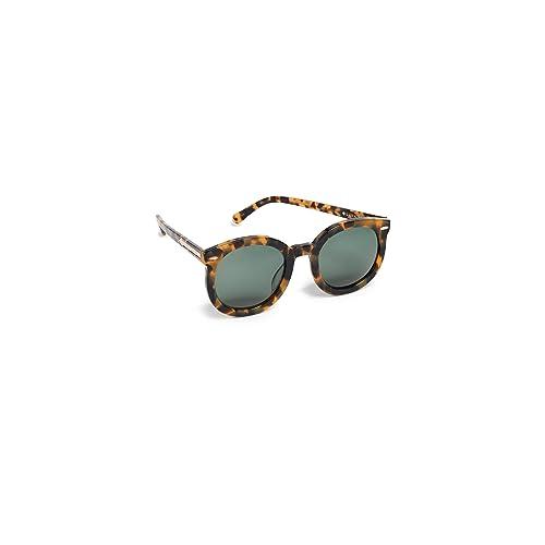 d5e8787e9a6 Karen Walker Women s Alternative Fit Super Duper Strength Sunglasses
