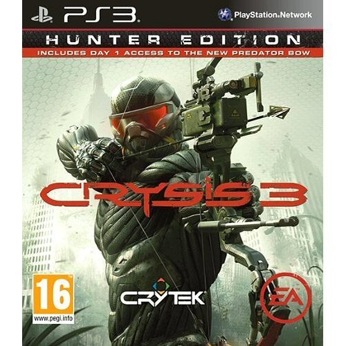 Crysis 3 - Hunter Edition (PS3) by Electronic Arts