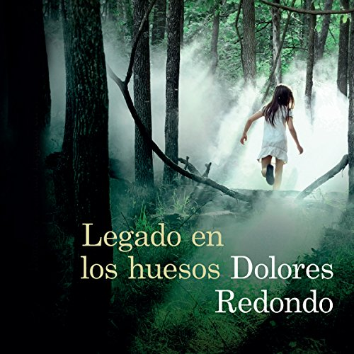 Legado en los huesos [Legacy in the Bones] audiobook cover art