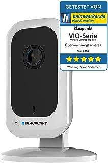 Blaupunkt Indoor Full HD Überwachungskamera H30 der VIO Serie/ IP 1296P Überwachungskamera, Weis