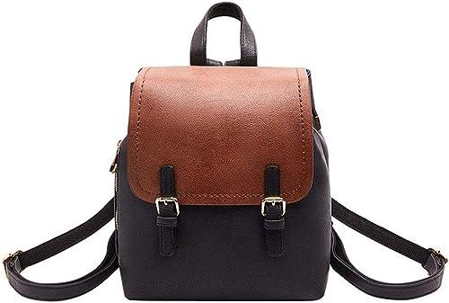 tienda en linea Tong Vintage Ladies Backpack Wild Fashion Simple para para para IR de Compras, Viajes de Oficina, Llevar Necesidades diarias (Color   A)  tienda de descuento