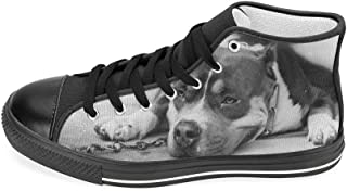 pitbull high tops