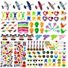 Joyjoz Party Favors Carnival Prizes for Kids, 120PCS Prizes Box Toy Assortment for Boys Girls, Prizes Gift for Party, Birthday, School, 22 Kinds Toys Set #1