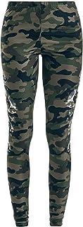 Rock Rebel by EMP Built for Comfort Frauen Leggings Camouflage Basics, Rockwear