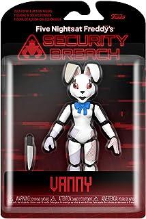ファイブ・ナイツ・アット・フレディーズ:セキュリティ・ブリーチ ファンコ 5インチ アクションフィギュア ヴァニー / FIVE NIGHTS AT FREDDY'S : SECURITY BREACH 2020 FUNKO VANNY 海外 ...
