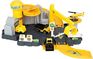 SUPER TOYS Ultimate Playsets - Variety of Educational, Pretend Play, Focus and Imagination Enhancing Playsets for Boys and Girls (Construction Huge Set)