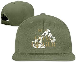 GJdd_diy Be A Goal Digger Adult Baseball Cap Adjustable Snapback Hat