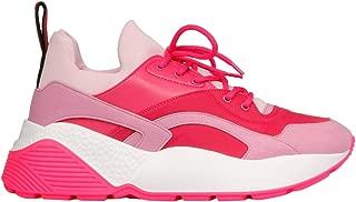 STELLA MCCARTNEY Luxury Fashion Womens 501777W1F756957 Pink Sneakers | Season Outlet