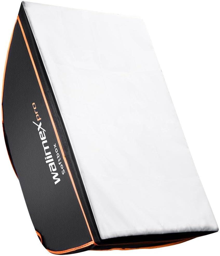 Walimex Pro Softbox Orange Line 75x150 Cm Für Aurora Kamera