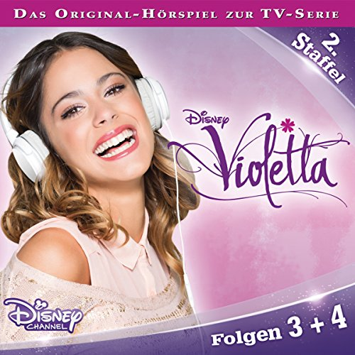 Violetta 3 & 4 Titelbild