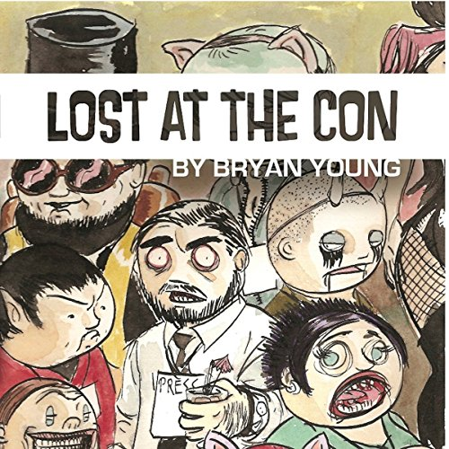 Lost at the Con cover art